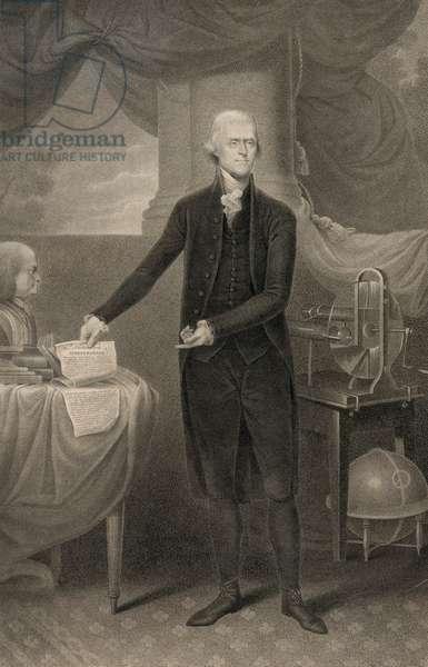 Thomas Jefferson, American President