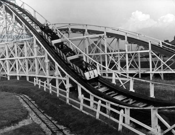 SWITCHBACK AT BLACKPOOL