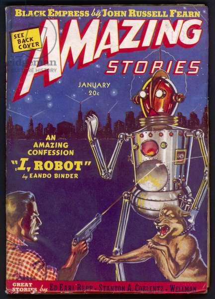 I, ROBOT 1939