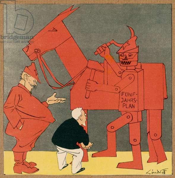 1931/SOVIET 5 YEAR PLAN