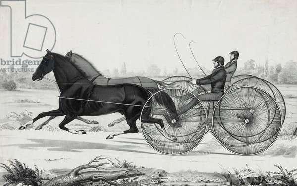 Black Hawk and Jenny Lind--Union course, L.I. Nov. 17th 1847