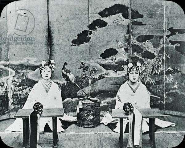 Japan - Shinto Priestesses