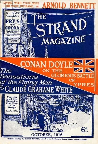 LONDON/STRAND 1916