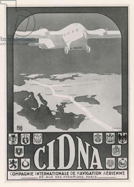 ADVERT / CINDA AIRLINE