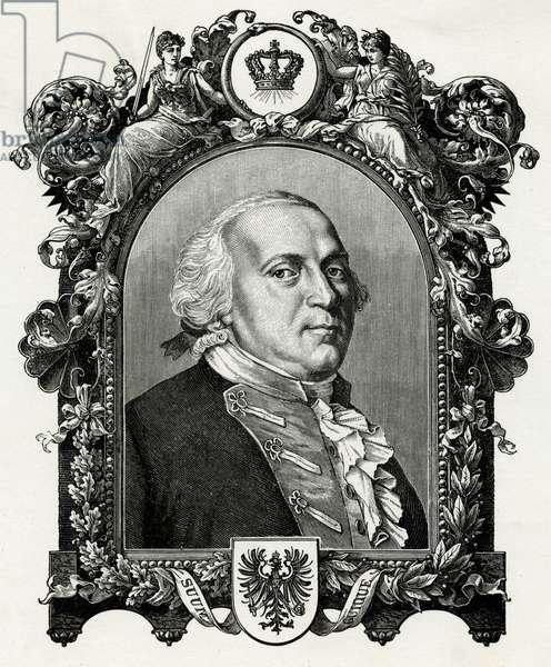 FREDERICK WILHELM II