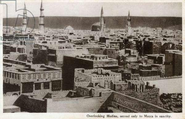 Holy Shrines - Medina, Saudi Arabia