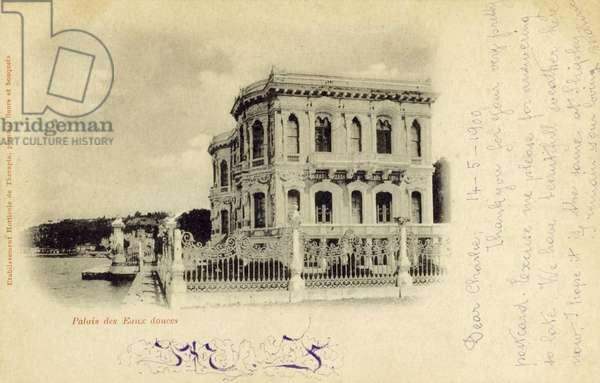 Kucuksu Palace (Kucuksu Kasri) - Istanbul, Turkey
