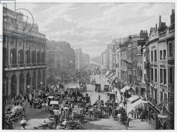 LONDON/STRAND/1901/PHOTO