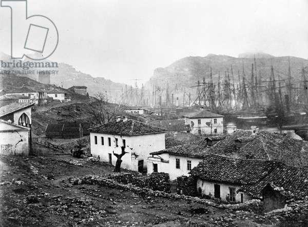 Crimean War - Fenton photograph