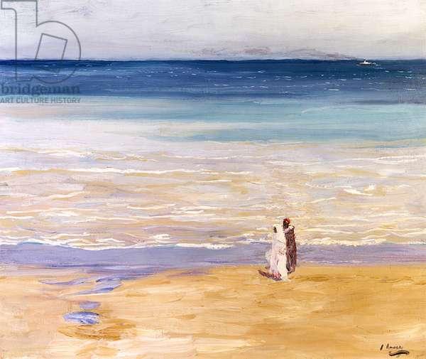 A West Wind, by Sir John Lavery