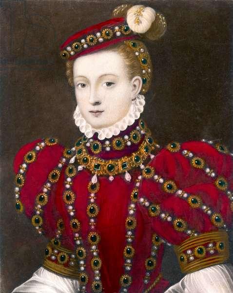 MARY, QUEEN OF SCOTLAND
