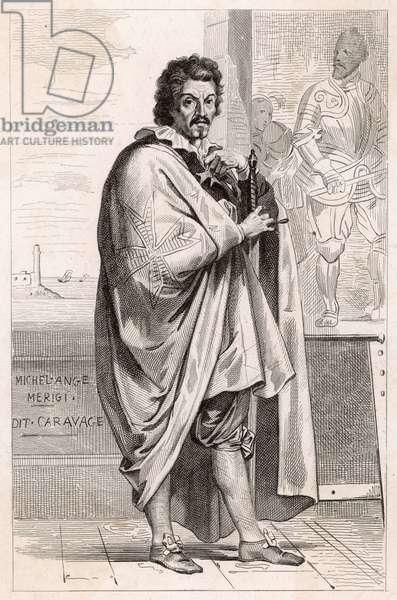 CARAVAGGIO (1569-1609)
