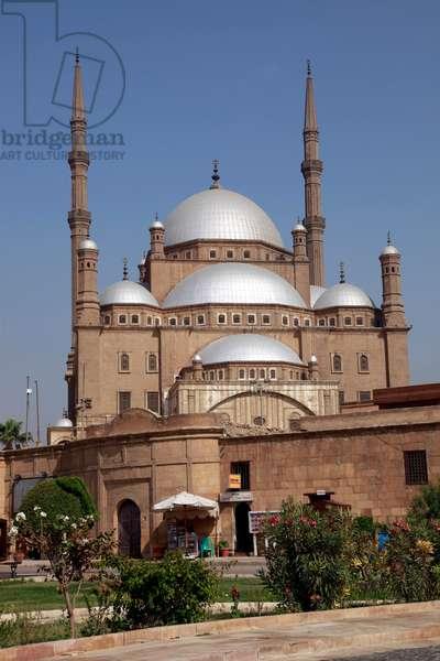 Mosque of Muhammad Ali Pasha, Cairo, Egypt