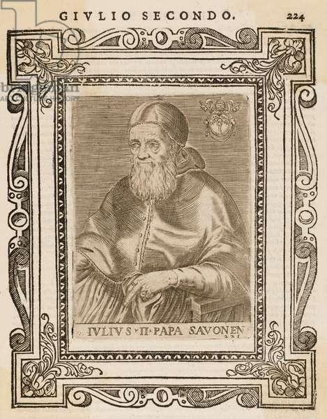 POPE JULIUS II/CAVALLIER