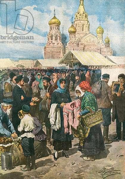 SOCIAL/RUSSIAN BARTER