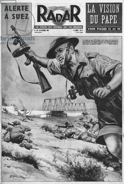 Suez unrest 1951