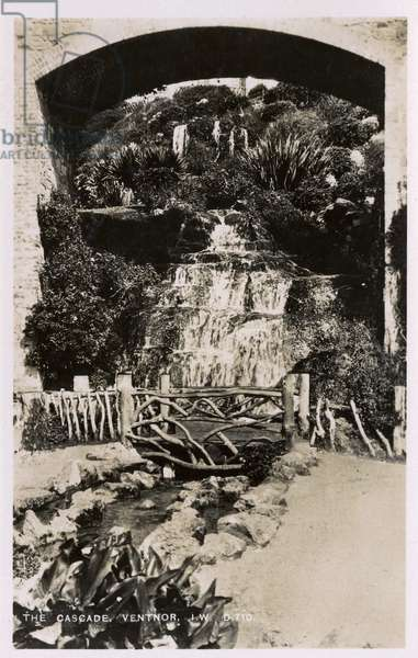 The Cascade - Ventnor, Isle of Wight