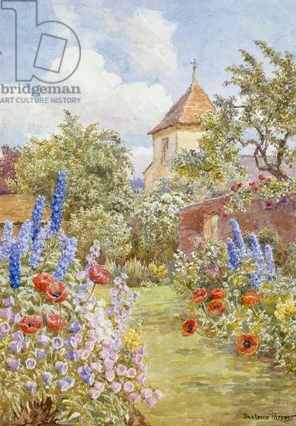 Summer Garden in Sussex