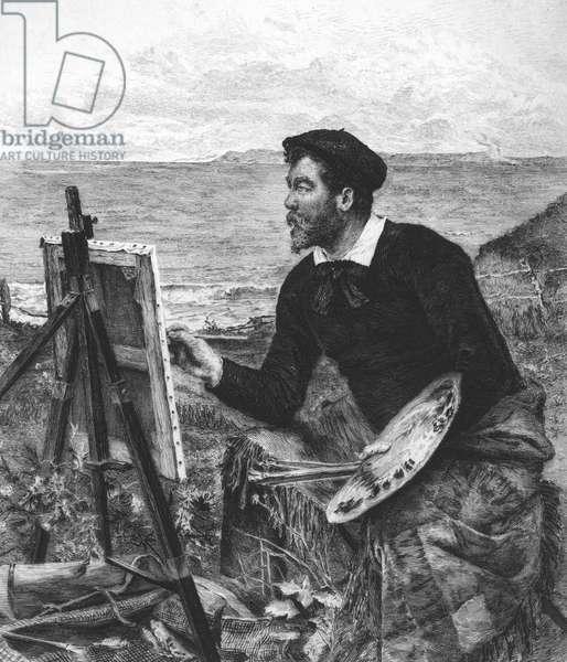 ULYSSE BUTIN, ARTIST