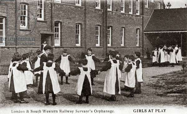 London & South Western Railway Servants' Orphanage, Woking,