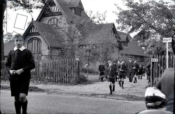 Royal Albert Orphanage, Bagshot, Surrey - school