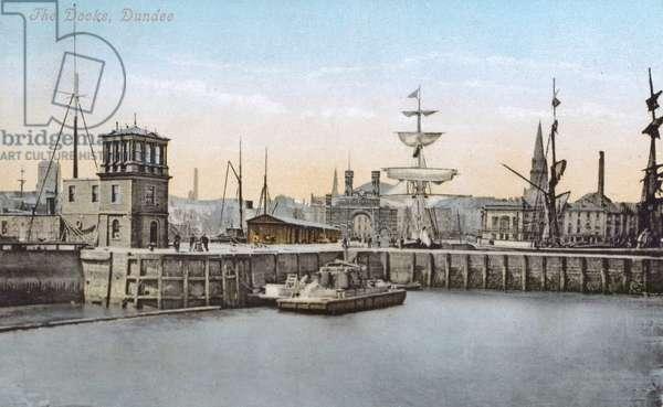 The Docks, Dundee, Scotland