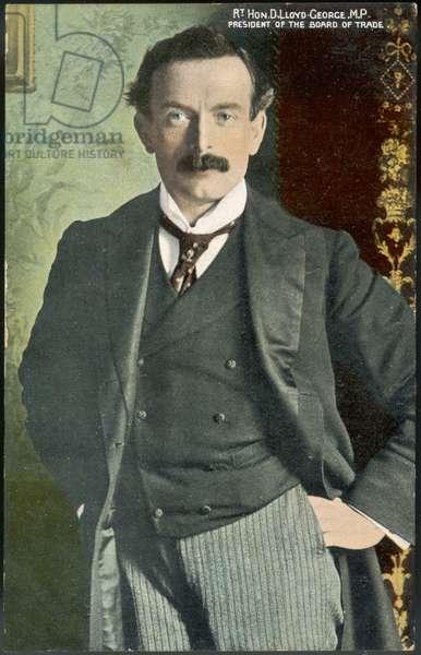 LLOYD GEORGE IN 1905