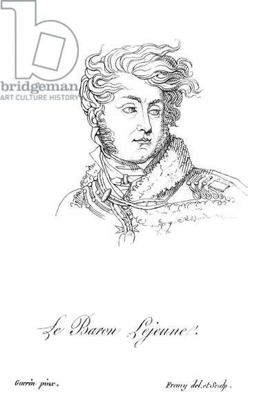 LOUIS BARON LEJEUNE