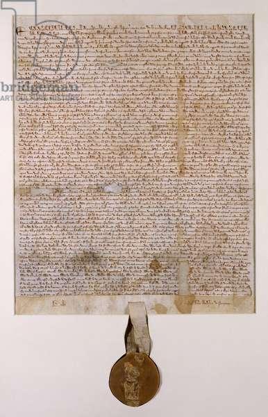 Brudenell Magna Carta