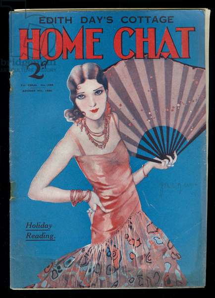 Cover of Home Chat Magazine