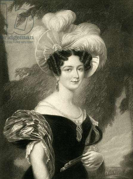 VICTORIA MARY LOUISA