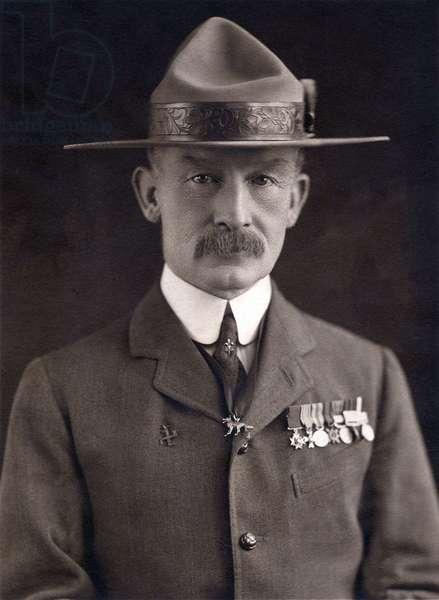 Chief Scout Sir Robert Baden Powell