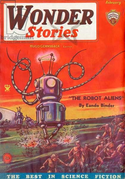 'THE ROBOT ALIENS'