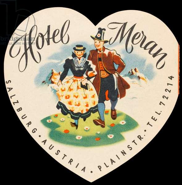 AUSTRIAN HOTEL LABEL