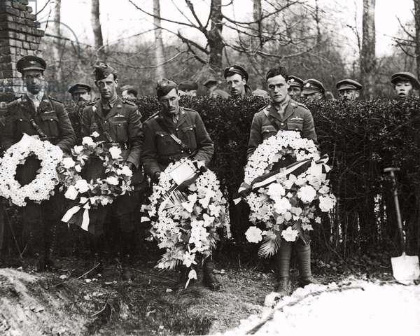 Obseques de Manfred von Richthofen