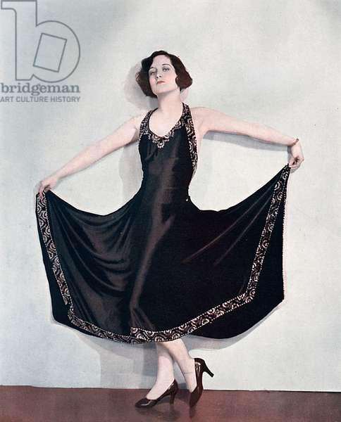 Joan Crawford as a Lady of Spain, 1928
