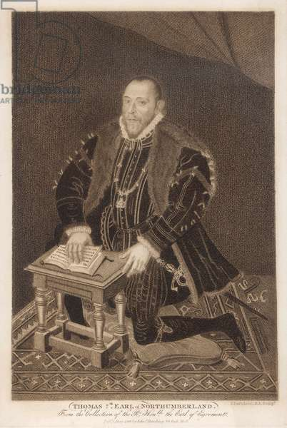 THOMAS PERCY/ 1528-1576