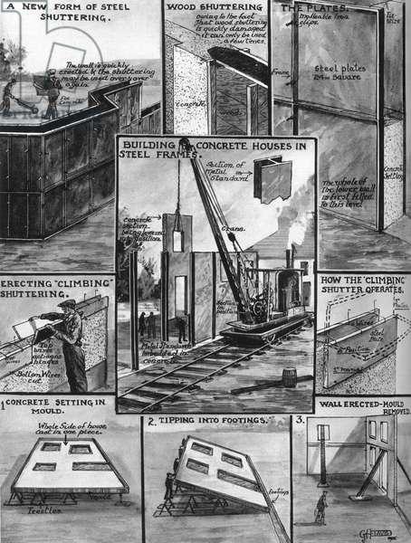New House-building Techniques by G H Davis