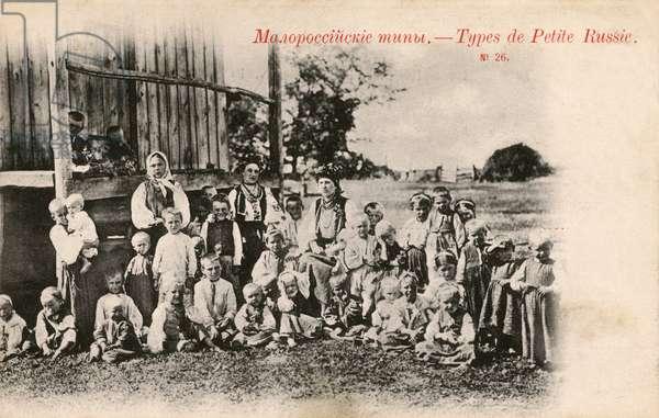 Schoolchildren - Ukraine