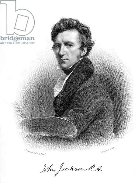 JOHN JACKSON, ARTIST