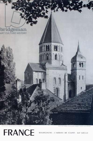 Cluny Abbey Burgundy