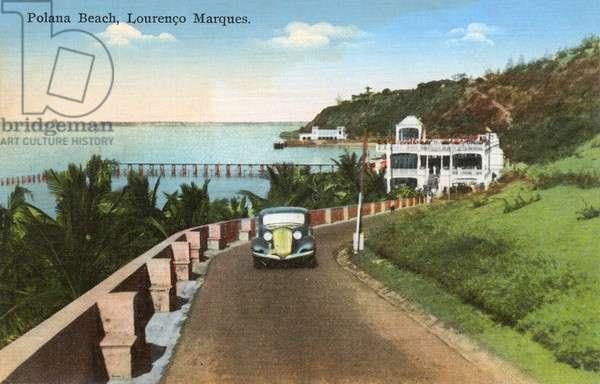Mozambique - Maputo - Polana Beach