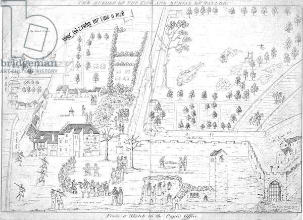 MURDER OF DARNLEY/1567