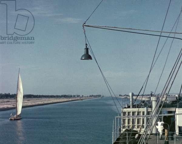 Suez Canal - Egypt
