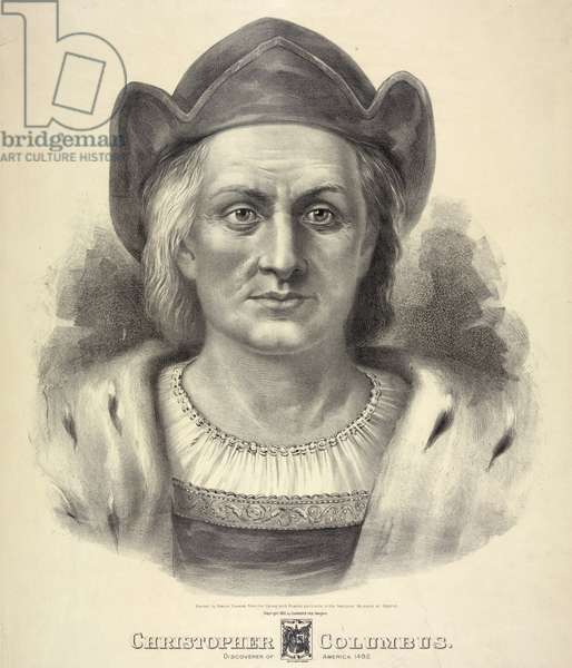 Christopher Columbus: Discoverer of America 1492