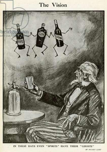 Prohibition -The vision 1920
