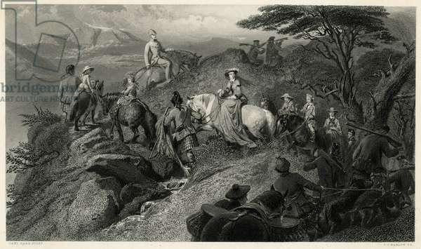 VICTORIA/LOCHNAGAR 1848