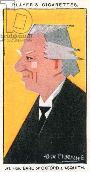 Herbert Henry Asquith - English politician