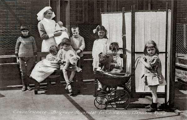 Belgrave Hospital for Children, Clapham Road, London