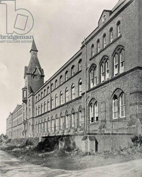 Industrial School, Kirkdale, Liverpool